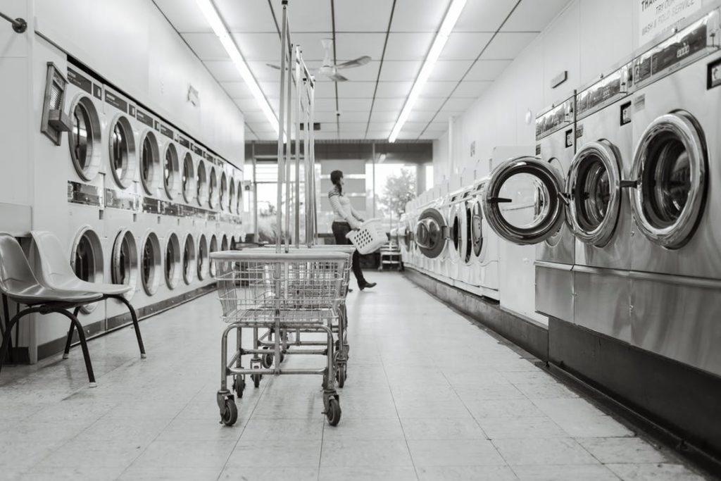 Laveries automatiques – points positifs et points négatifs
