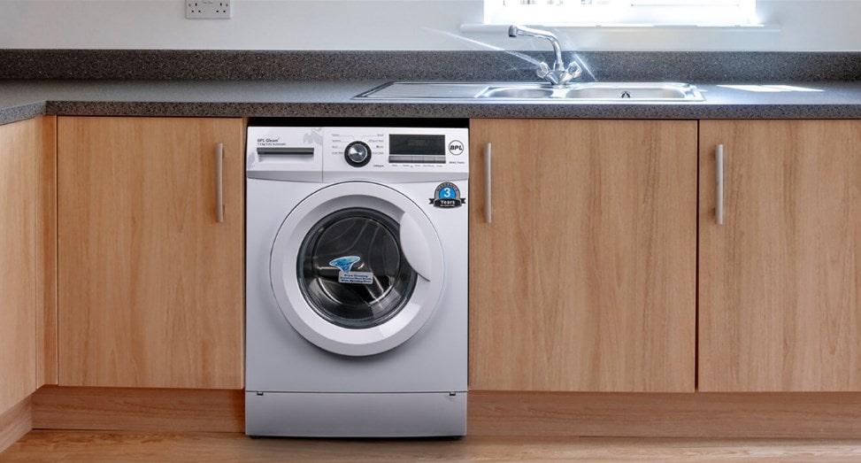 Le fonctionnement d'une machine à laver