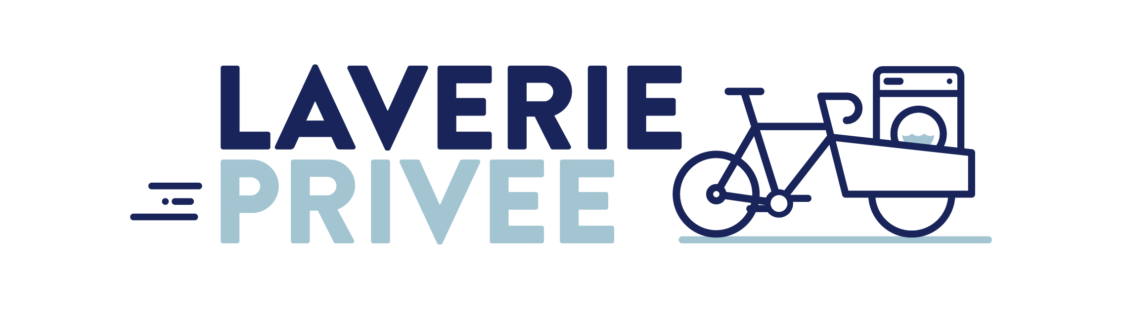 logo laverie privee